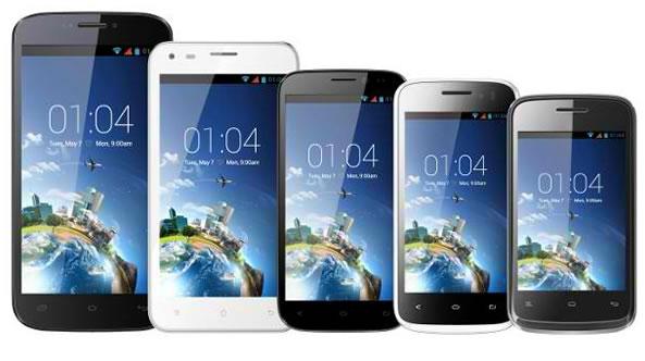 Smartphone Android Kazam