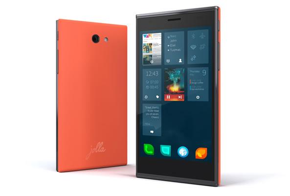 Smartphone sous Sailfish OS - Téléphone mobile