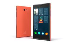 Le smartphone sous Sailfish OS disponible dès le 27 novembre