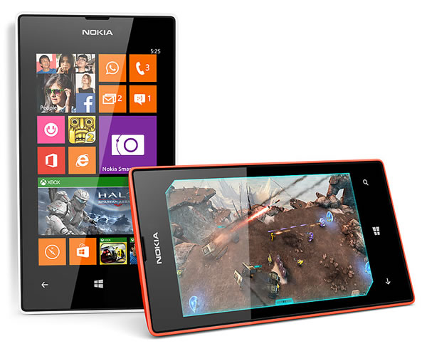 Smartphone Nokia Lumia 525
