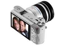 Os mobile Tizen - Samsung NX300M