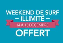 Opération surf illimité chez Bouygues Telecom le 14 et 15 décembre
