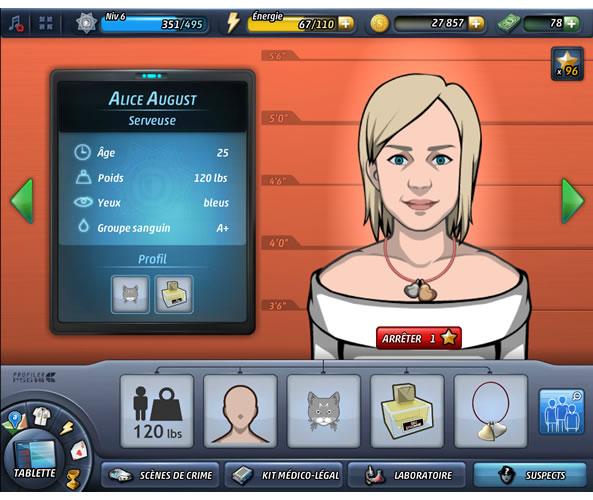 Criminal Case élu meilleur jeu sur Facebook
