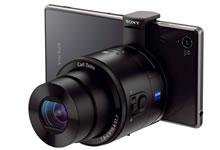 Un nouveau firmware pour les objectifs photos Sony QX10 et QX100