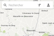 Google Maps - Transports en commun