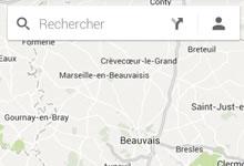 Google Maps planifie vos trajets en transports en commun