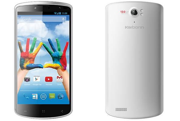 Karbonn Titanium X, smartphone Android