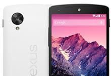 Android 4.4.1 améliore le rendu des photos du Nexus 5