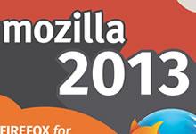 Bilan Mozilla Firefox 2013