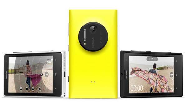Nokia Lumia 1020 smartphone classé dans le top 10 du Time