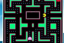 Le jeu Pac Man pour iPhone et iPad