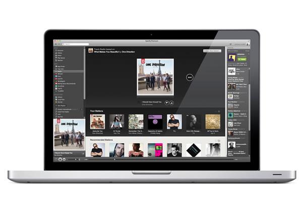 Spotify pour ordinateur (PC et MAC)