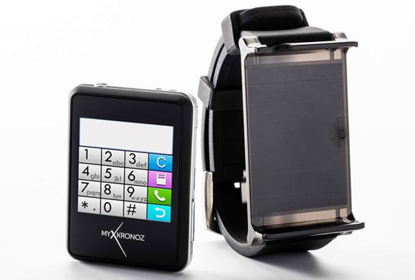 ZeNama montre pour smartphone iOs et Android