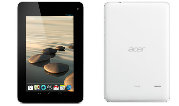 Promotion tablette acer iconia b1 710 - Tablette 7 pouces acer ...