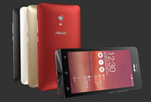 Asus lance les smartphones ZenFone 4, 5 et 6