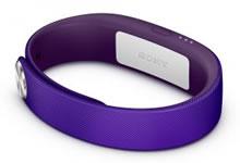 SmartBand, le bracelet connecté de Sony