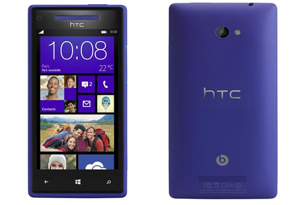 HTC 8X - Windows Phone