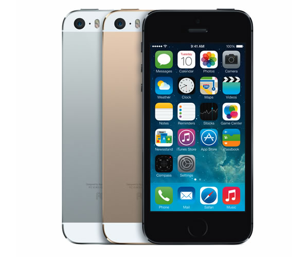iPhone 5S - China Mobile