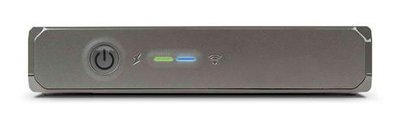 Le disque dur LaCie Fuel pour iPad et iPhone