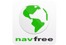 Navfree, application GPS gratuite pour smartphone Android