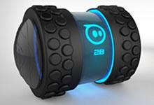 Sphero 2B le nouveau robot connecté d'Orbotix