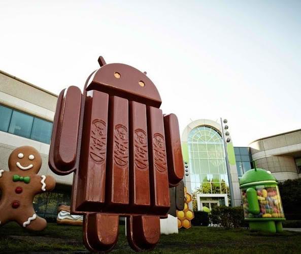 Vidéo Android 4.4 KitKat pour Samsung Galaxy S4 et Note 3