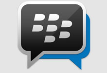L'application BBM disponible sur les Windows Phone