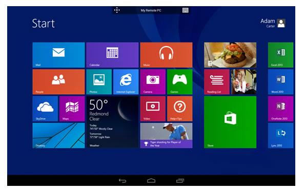 Contrôler son PC à distance via son smartphone Android