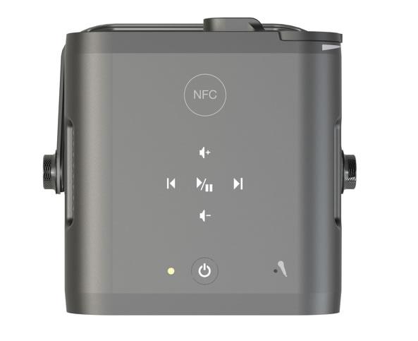 Le Bloc d'Orange compatible NFC
