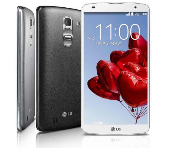 Phablette LG G Pro 2