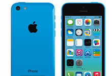 Promotion sur le smartphone Apple iPhone 5C