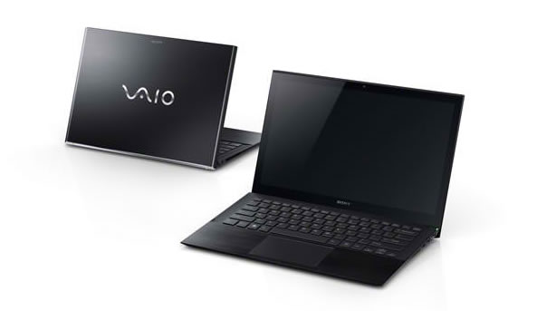 Sony Vaio PC ultra-portable