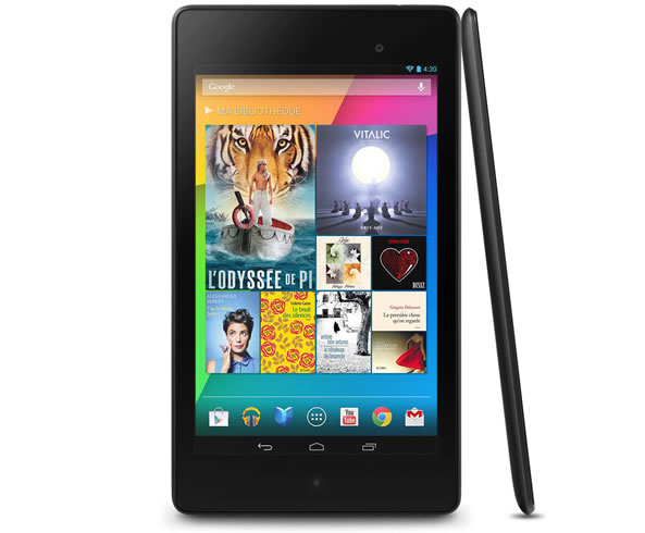 Bon plan: Google Nexus 7