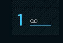 Modifier le raccourci de la messagerie vocale de son smartphone Android