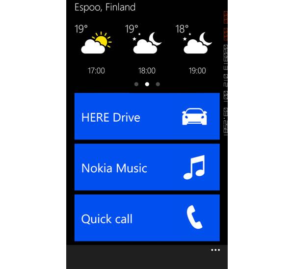 Application Nokia Car