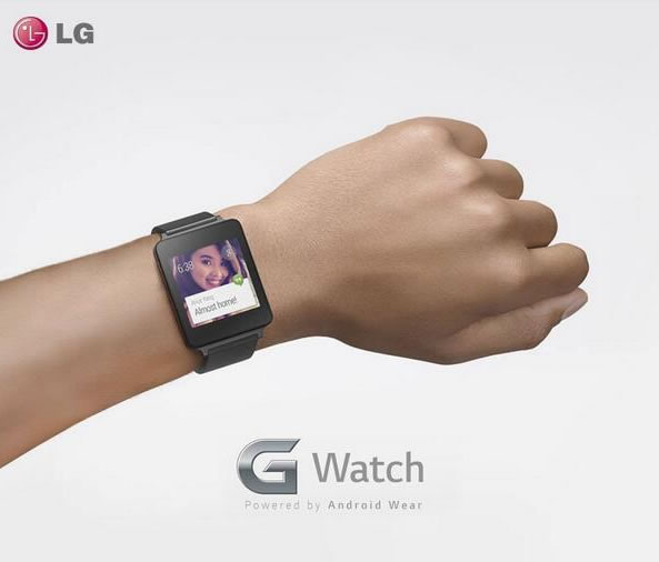Smartwatch - LG G Watch