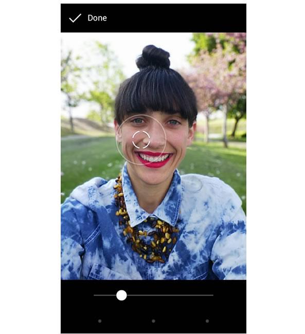 Appareil photo pour Android