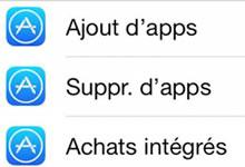 Bloquer ajout apps sur iPhone