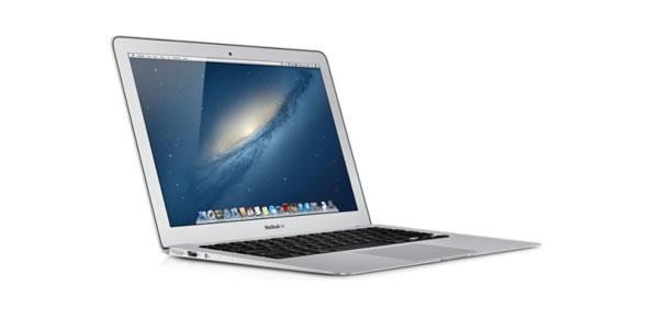 Baisse de prix sur les MacBook Air