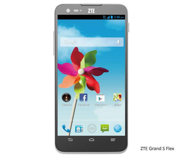 Mobile ZTE Grand S Flex