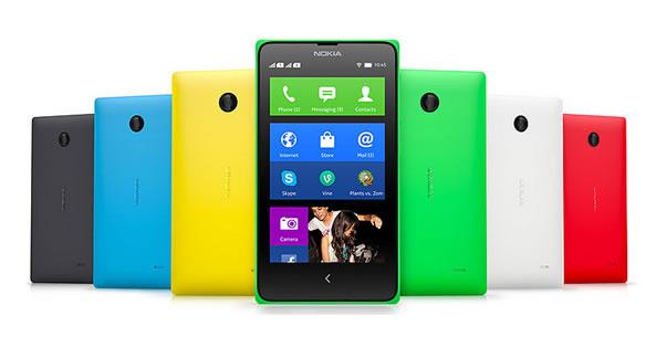 Offre de remboursement Nokia X
