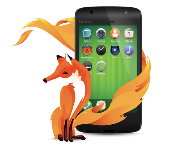 Smartphone Firefox à 25 dollars