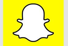 Les marques s'affichent sur Snapchat