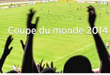 Coupe du monde 2014 sur Twitter