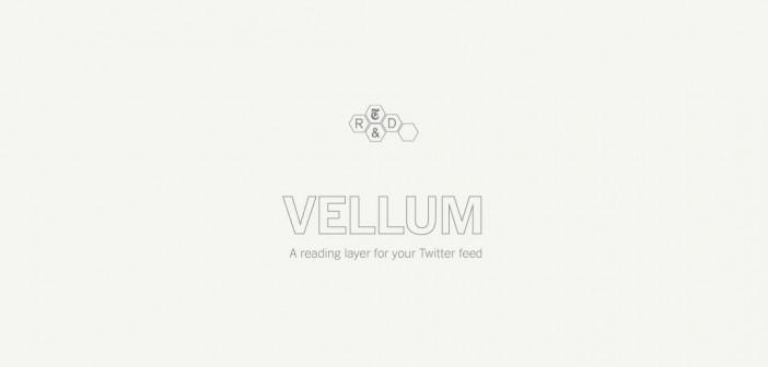 Vellum vous indique les liens les plus partagés par vos followers