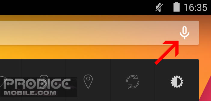 Activer la commande vocale de votre mobile Android