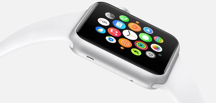 Apple Watch - Montre connectée