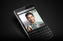 BlackBerry dévoile le P9983 son nouveau smartphone haut de gamme
