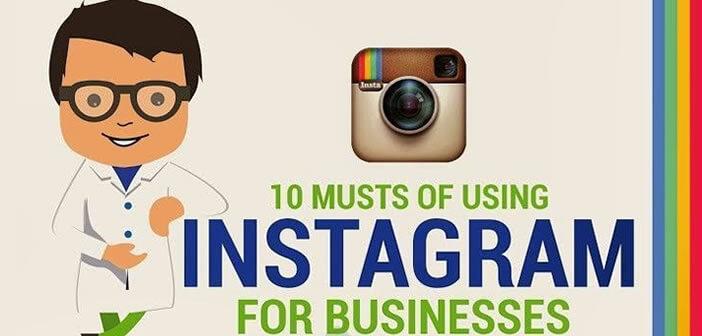 Développer son activité grâce à Instagram