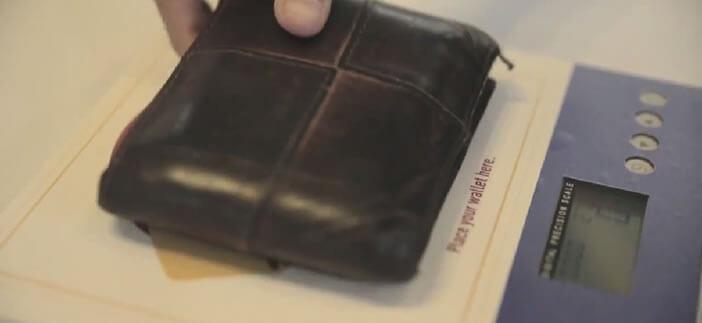 L'addition est calculée en fonction du poids de votre portefeuille